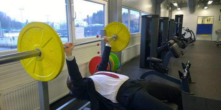 Kiireinen treenaaja osa 2; Miten treenata salilla?