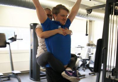 Voimaharjoittelu on fysioterapiaa