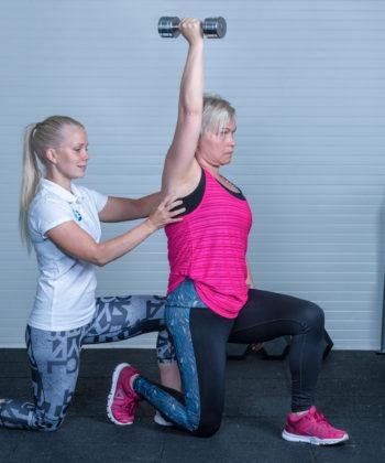 Fysiovalmennus (personal training)