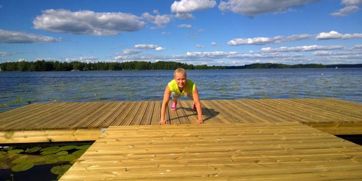 Henkilökunta esittelyssä: Personal Trainer ja Fysioterapeutti Noora Laakso