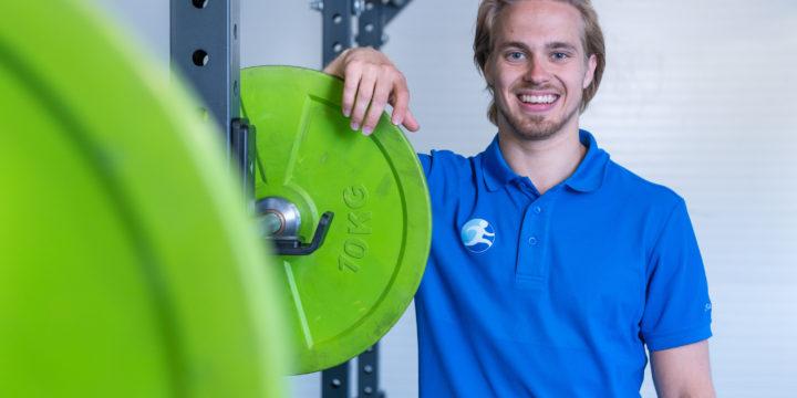 Henkilökunta esittelyssä: Personal Trainer ja fysioterapeutti Mikko Laitinen