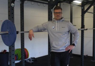Henkilökunta esittelyssä: Fysioterapeutti ja Personal Trainer Oskari Korpikari